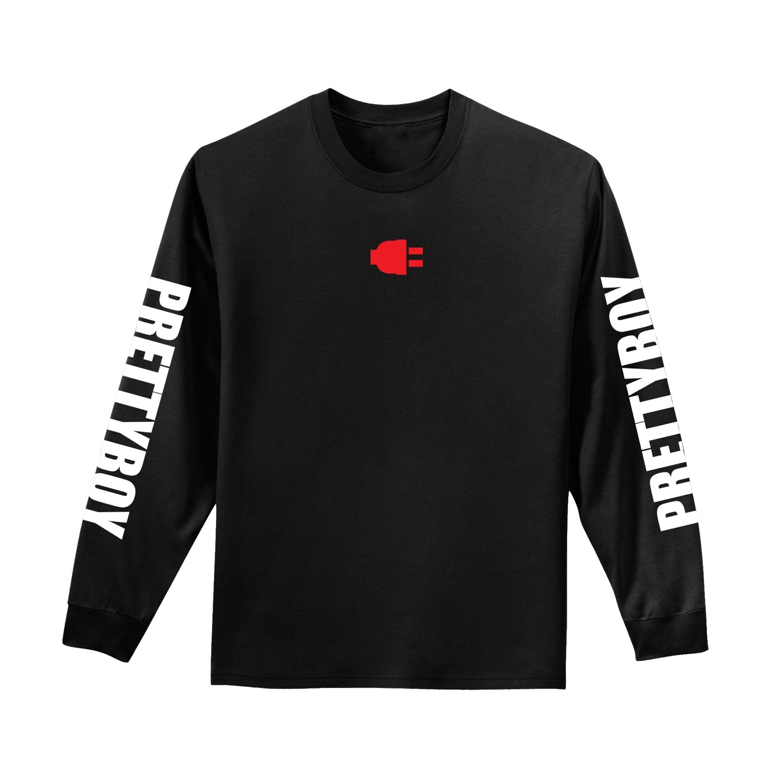 Black Plug Long Sleeve (PREORDER)