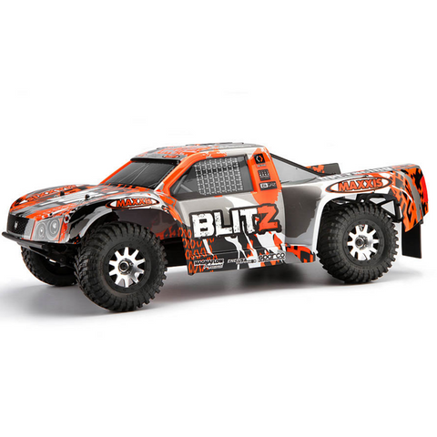 HPI 105832 Blitz with Scorpion Body RTR