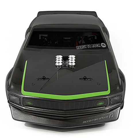 HPI 112468 Micro RS4 1969 Ford Mustang RTR-X 1:18
