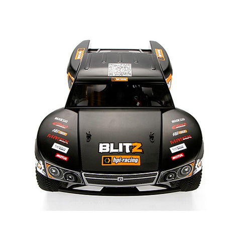 HPI 109326 Blitz Flux RTR Brushless