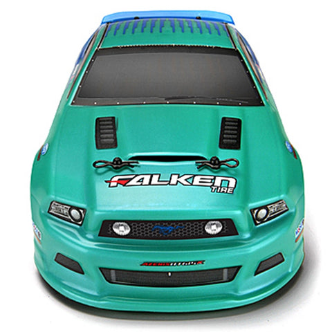 HPI 111230 Micro RS4 Ford Mustang Falken RTR 1:18