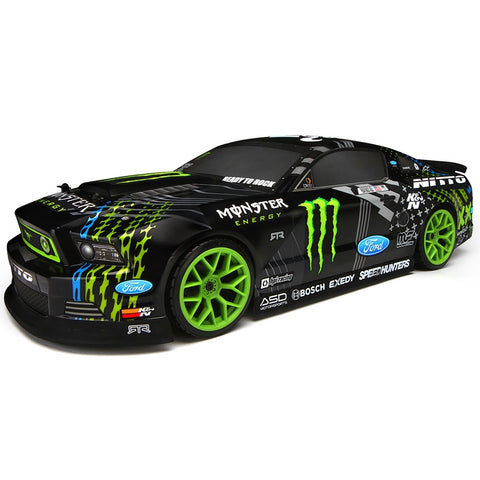 HPI 111664 E10 Drift with Mustang Vaughn Gitten JR Body RTR 1:10