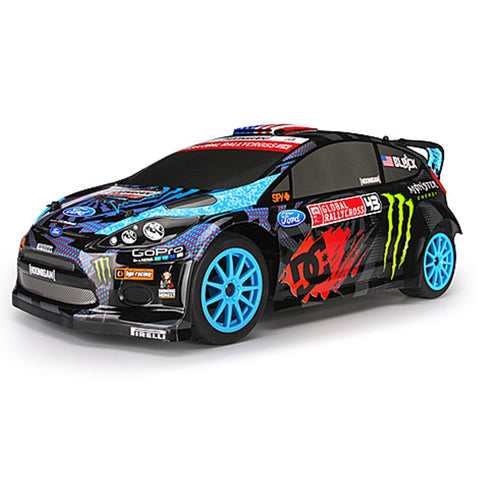 HPI 112715 WR8 2013 Ken Block Monster Fiesta RTR 1:8 Brushless