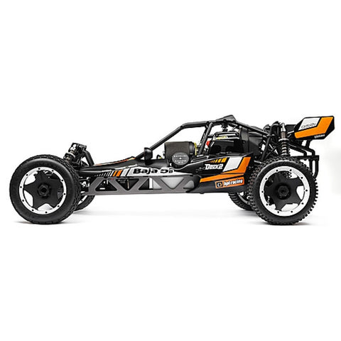HPI 113141 RC Baja 5B 2.0 with D-Box 2 RTR 1:5 Gasoline /Petrol