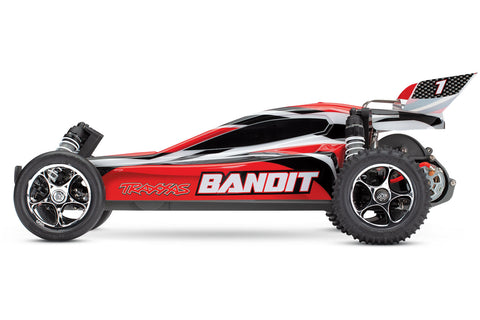 TRAXXAS 24054-4 Bandit XL-5 Brushed