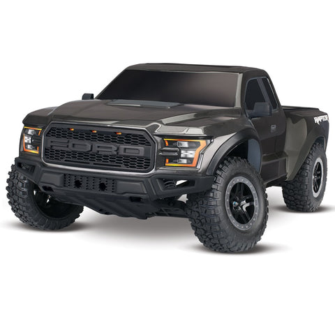 TRAXXAS 58094-1 2017 Ford F-150 Raptor Brushed