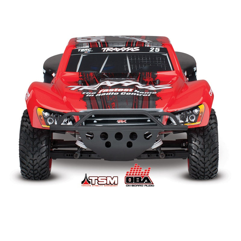 Traxxas 68086-24 Slash 4X4 Short Course Truck Ultimate Brushless With Oba &  TSM! 1:10 !