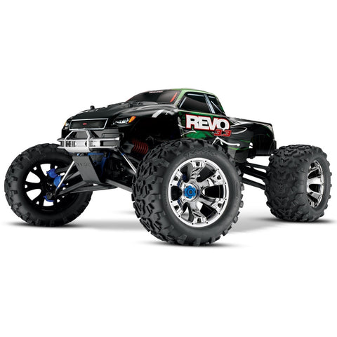 Traxxas 53097-1 Revo 3.3 RTR with 2.4Ghz Radio Nitro !!