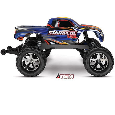 TRAXXAS 36076-3 Stampede RTR VXL Brushless with TSM