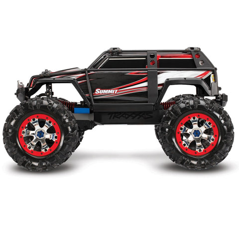 TRAXXAS 56076-4 Summit 4Wd Monster Truck RTR Brushed !
