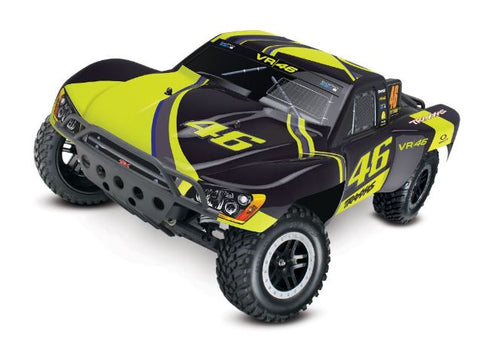 TRAXXAS 58034-1 Slash RTR With 2.4Ghz Radio Brushed