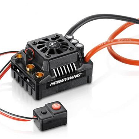 Speed Control Brushless 150A WP MAX8 & Program Card eZRun