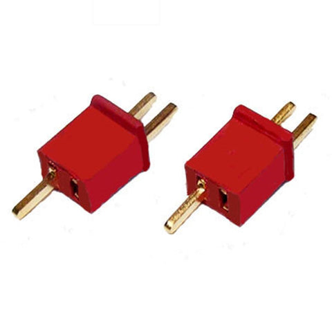 Plugs Dean T with Heat Sink Mini (3 Pair)