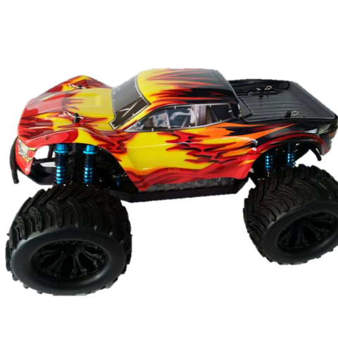 HSP 94211 Brushed Monster Truck Brontosaurus 1:10