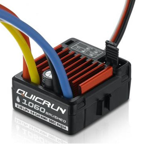 Speed Control Hobbywing QuicRun QR-WP-1060 Brushed  60A-180A