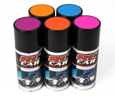 Spray Paint Flo Pink 150ml Ghiant 1009