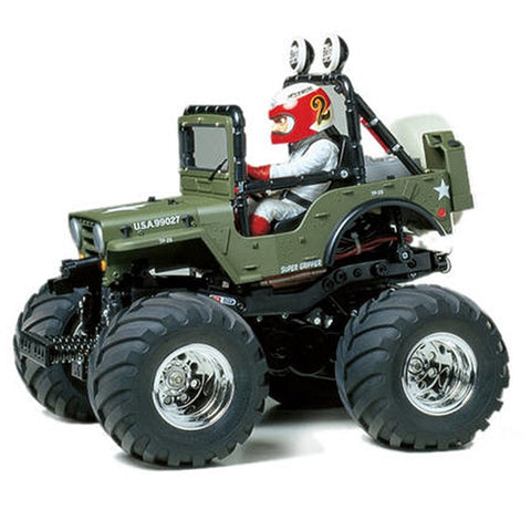 RC Off-Road Kit Wild Willy 2 (WR02) Tam58242