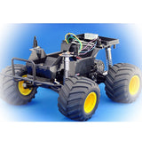 RC Off-Road Kit Midnight Pumpkin (Black) Tam58547