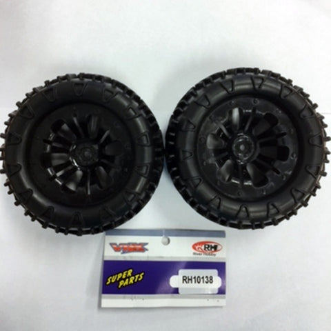 RH10138 Tyre & Wheel Set for Truck (2)