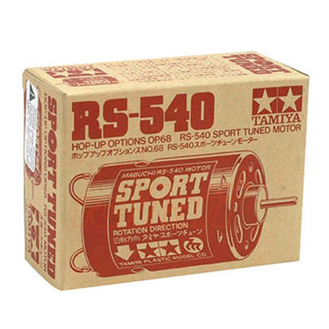 TAM 53068 Motor RS-540 Sport Tuned 17T Brushed 1:10