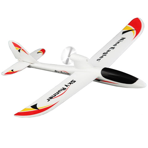 RC Airplane RTF 772B Sky Runner 2.4Ghz 3 CH Glider