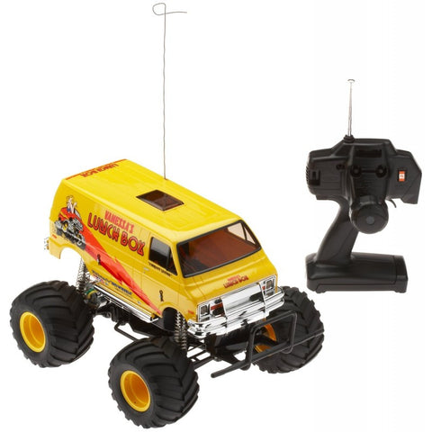 RC OFF-ROAD Lunch Box  2.4GHz XB RTR TAM 57749
