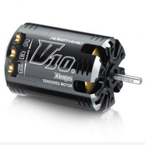 Motor V10 G2 Brushless Sensored Xerun