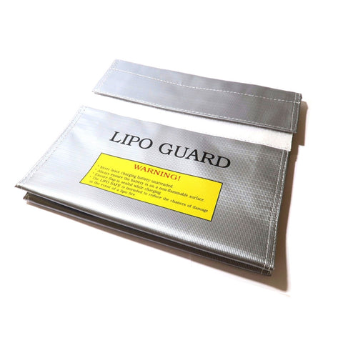 Battery Accessory LiPo Guard Safety Bag 23x30cm