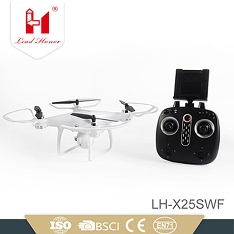 RC Drone RTF Lead Honor Explorers Drone Sky X25SWF-720P