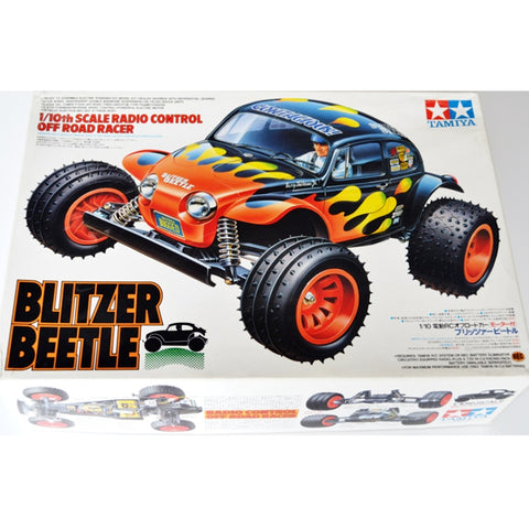 RC Off-Road Kit Blitzer Beetle (2011) 1:10 COMBO