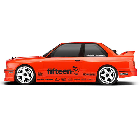 HPI 114343 RS4 Sport 3 with BMW M3 E30 Body RTR 1:10