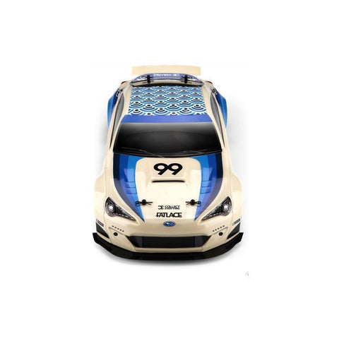 HPI 114356 RS4 Sport 3 Drift RTR with Subaru BRZ Body RTR 1:10