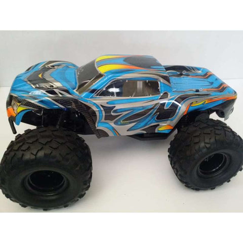 HSP 94601 PRO Crampus 2wd Brushless Electric Power Off Road 1:10