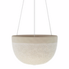 White Water Bead Hanging Planter Mid
