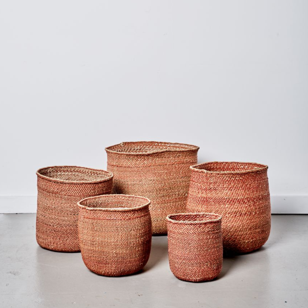 Sondu Basket X Small / Terracotta