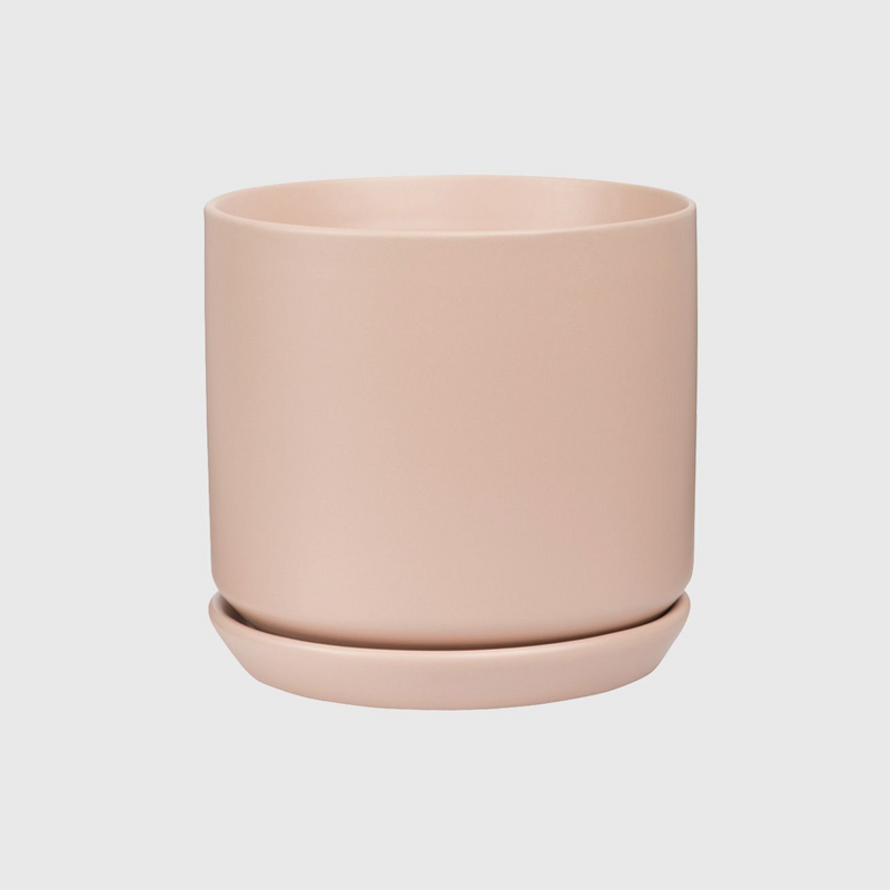 Oslo Planter Medium / Peach