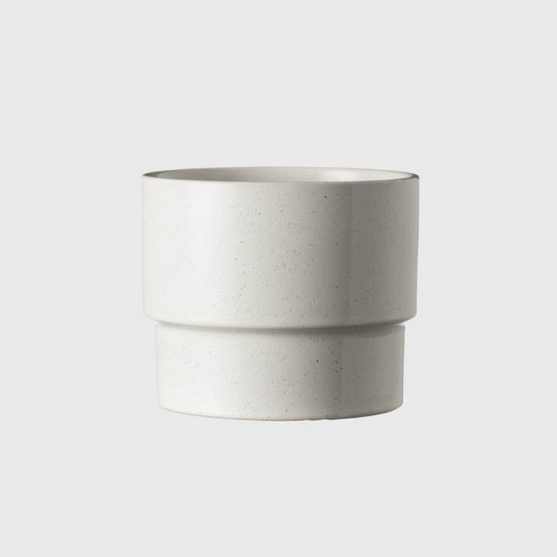 Sonny Pot Small / Soft White
