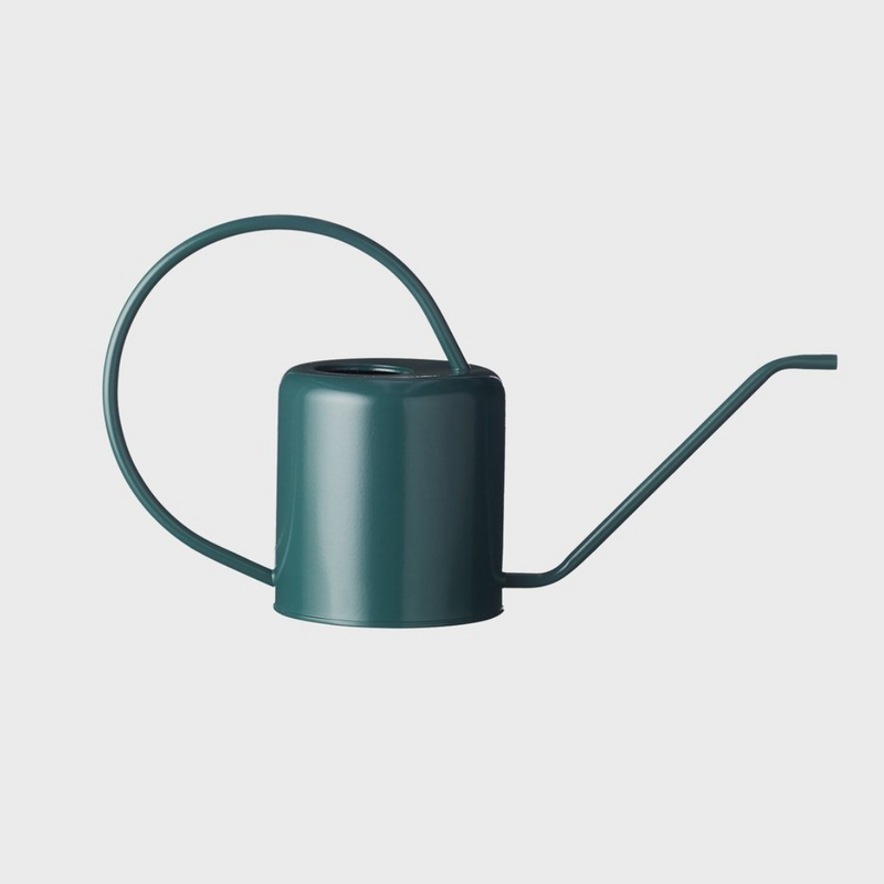Flora Watering Can / Teal Green