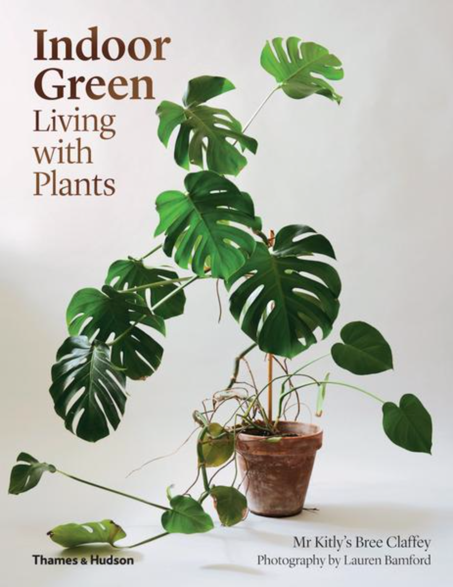Indoor Green Living With Plants Book