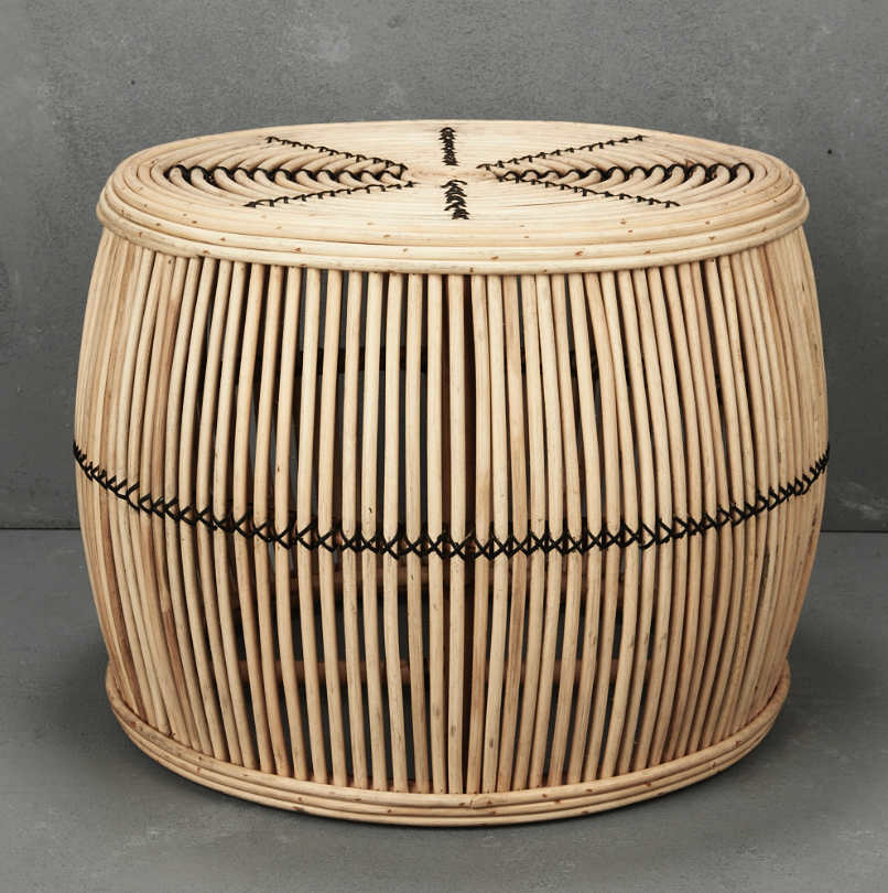 Ira Rattan Coffee Table Medium (Inartisan)