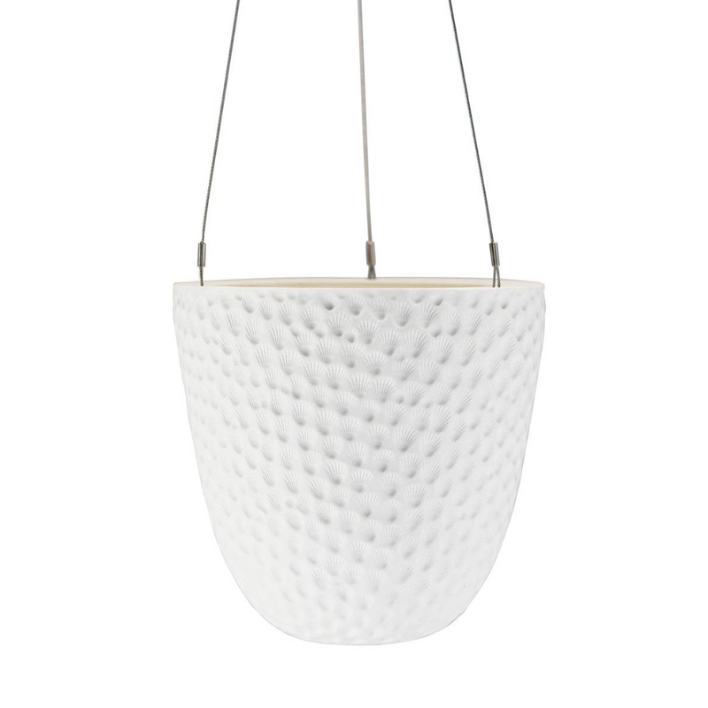 Embossed Hanging Planter (Angus & Celeste)