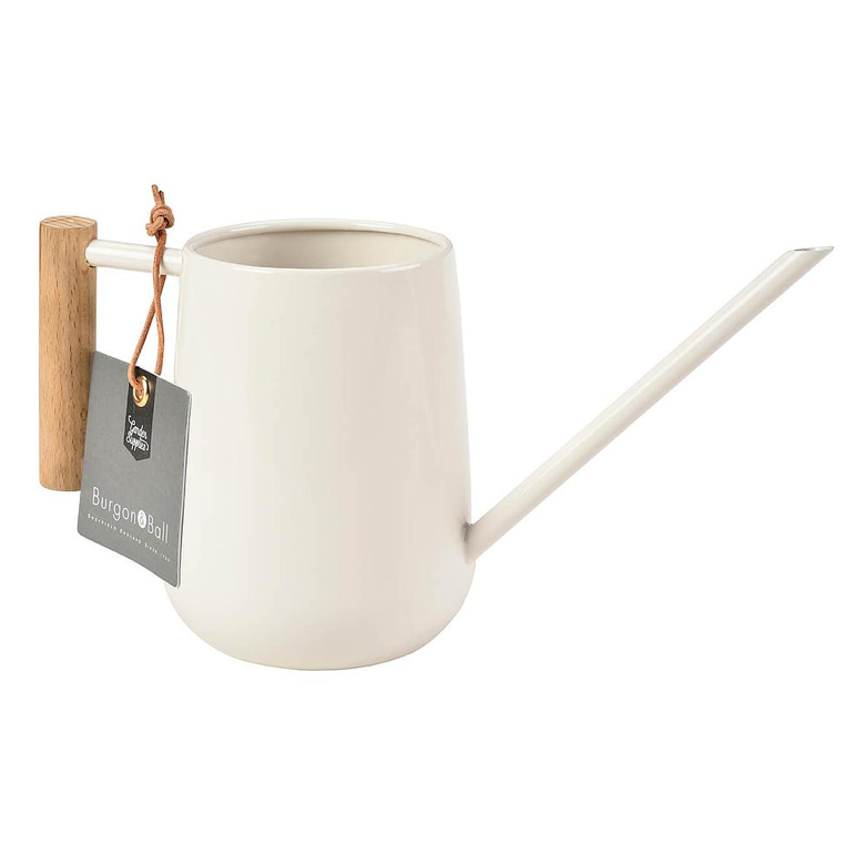 Burgon & Ball Watering Can White