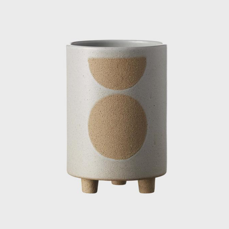 Birch Pot Tall / Fog (Evergreen Collective)