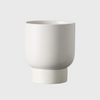 Finch Pot Small / Soft White (Evergreen Collective)