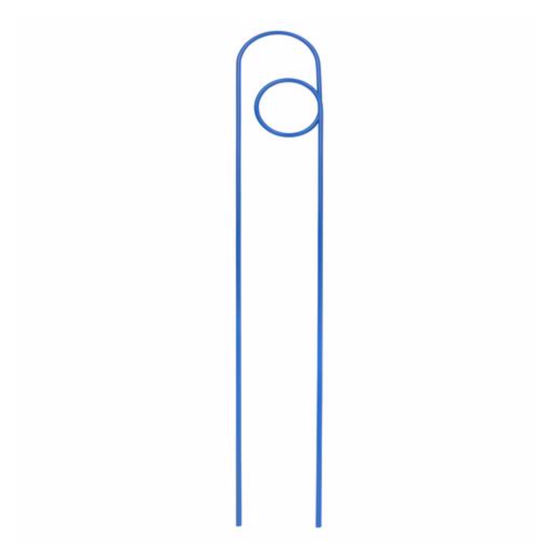 Loop Plant Stake / French Blue