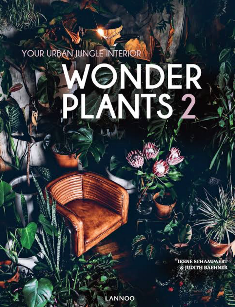 Wonder Plants 2 Book