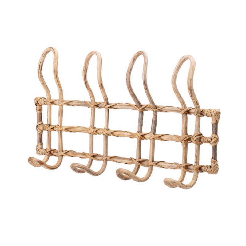 Rattan Coat Rack (Bloomingville)