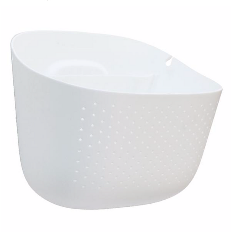 Wally Eco Wall Planter / White