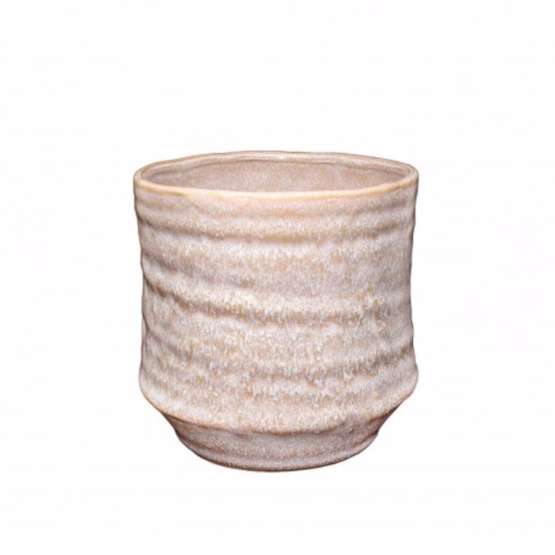 Hoshi Small Planter Pot / Rose Sand (General Eclectic)