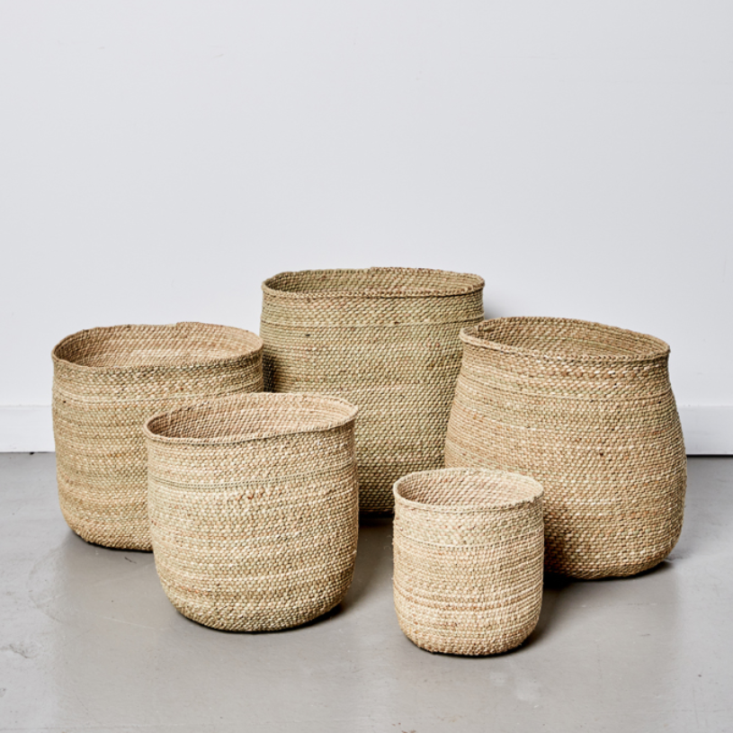 Sondu Iringa Basket X Small / Natural